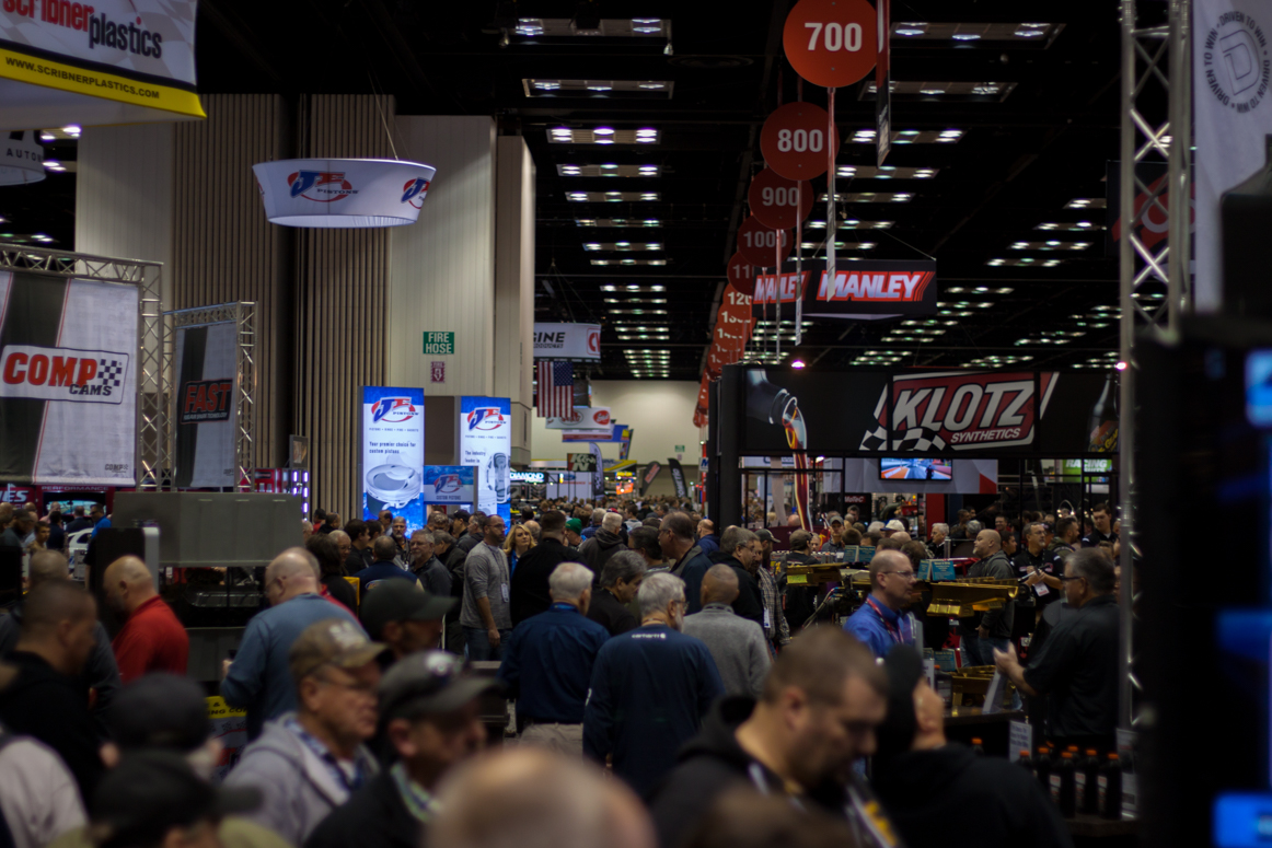 Tens of Thousands of industry members and enthusiasts gathered in 3 halls to see what is coming to the market next season.