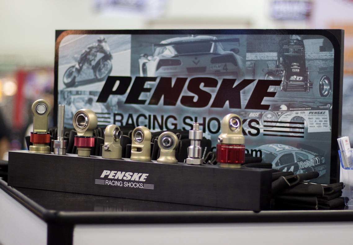 For anyone who wears clothing that reads 'coilovers are for poor people' clearly haven't shopped brands like Penske.