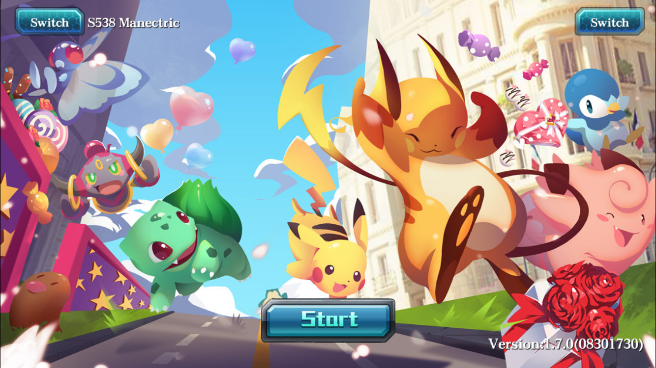 So I've been playing this Pokemon 'fan game' by a Chinese company. It is pretty fun and worth a few hours of play.