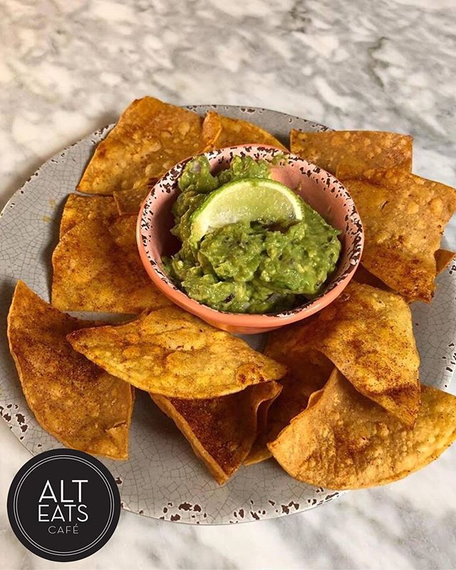 Chips and Guacamole a Great Snack for After School! Students Stop By and Enjoy Some Today!