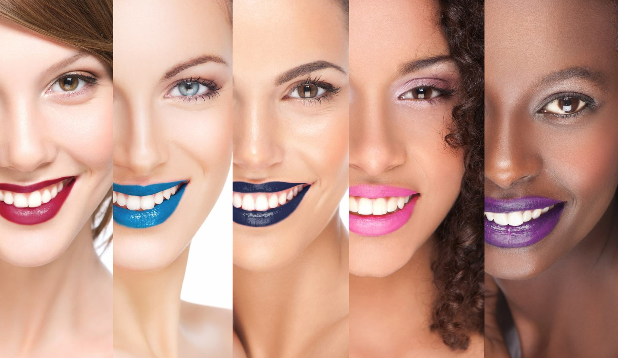 Colors (L to R): Mod Magenta, Skyline, Midnight Muse, Pop Art Pink, Lilac Laquer