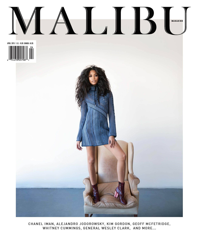 Cover // Chanel Iman