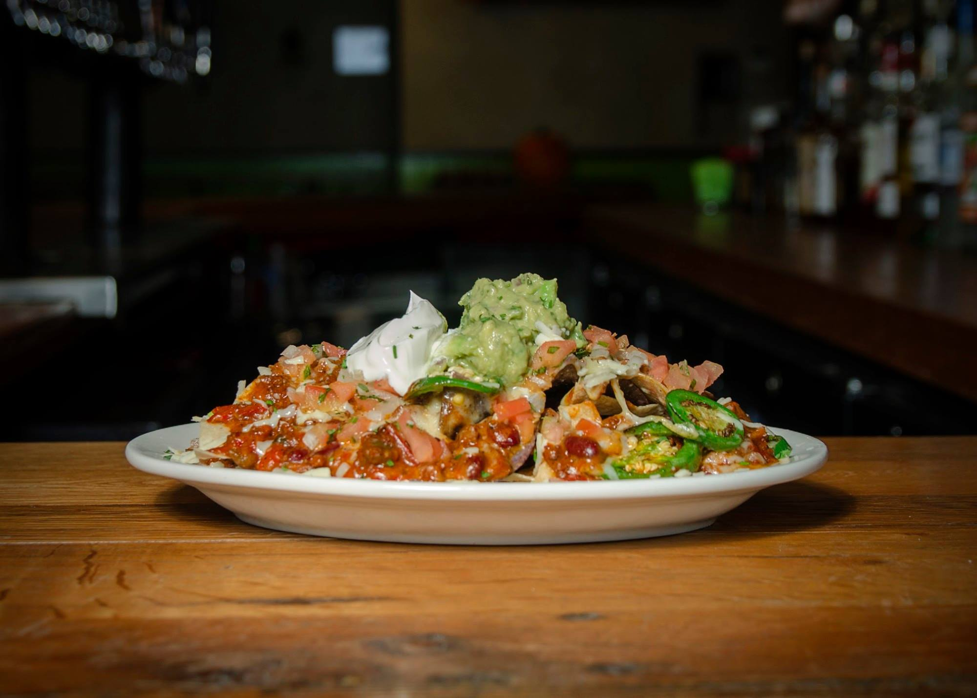 23rd Street Nachos - The Green Room