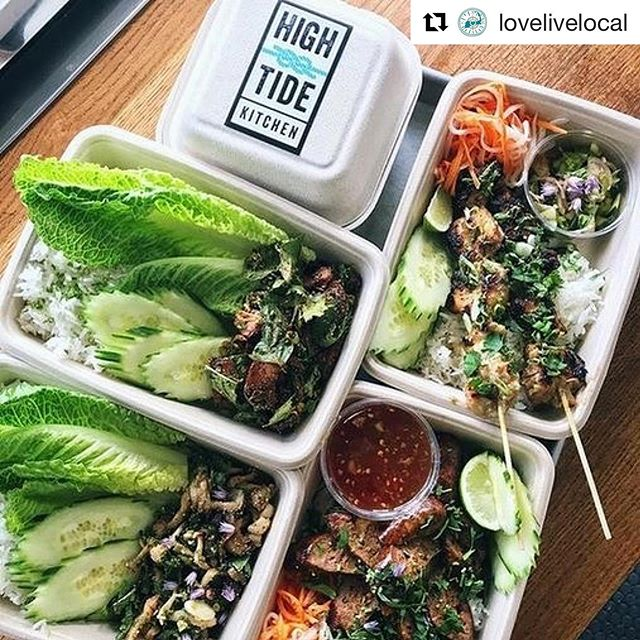 #Repost @lovelivelocal ・・・ #capemadefieldguide ad partner shoutout out 🗣 beat the heat with amazing eats from @hightidecapecod food truck in Truro, so fresh + so delicious! . . . #lovelivelocal #shoplocalcapecod #community #capecod #capecodlife #localbusiness #communityovercompetition #risingtide #thinklocalfirst #localguides #locallove #capecodinsta #capecodliving