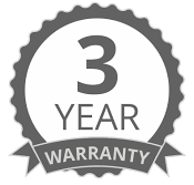 3 Year Warranty EverBlock