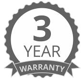 EverBlock 3 year warranty