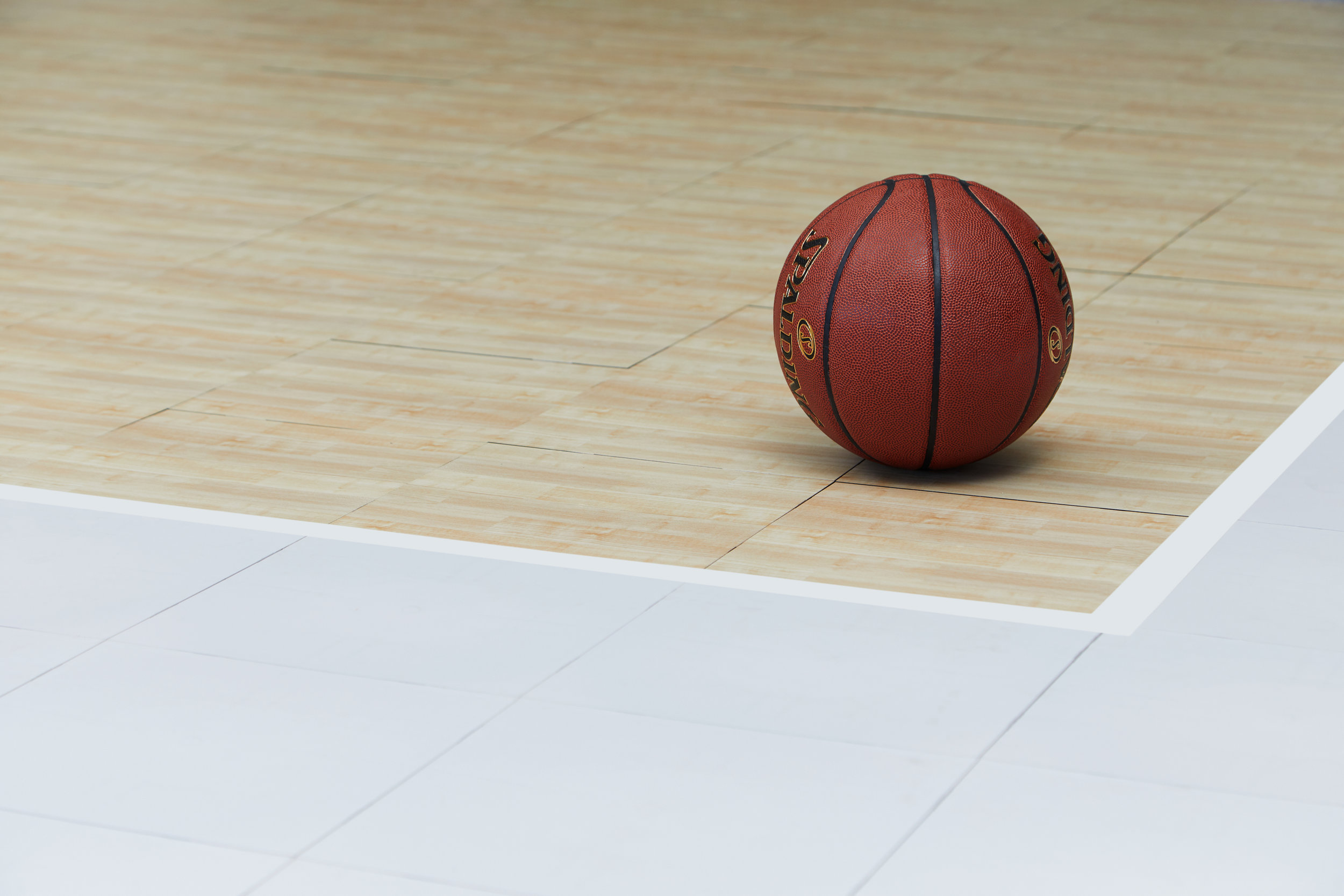 Prefect for game courts and basketball floors