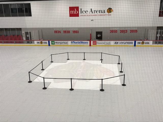 Ice Rink Flooring
