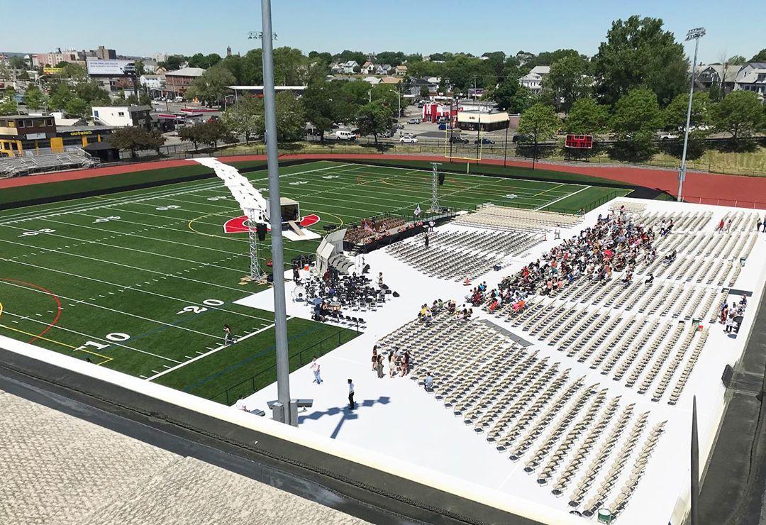 stadium turf protection