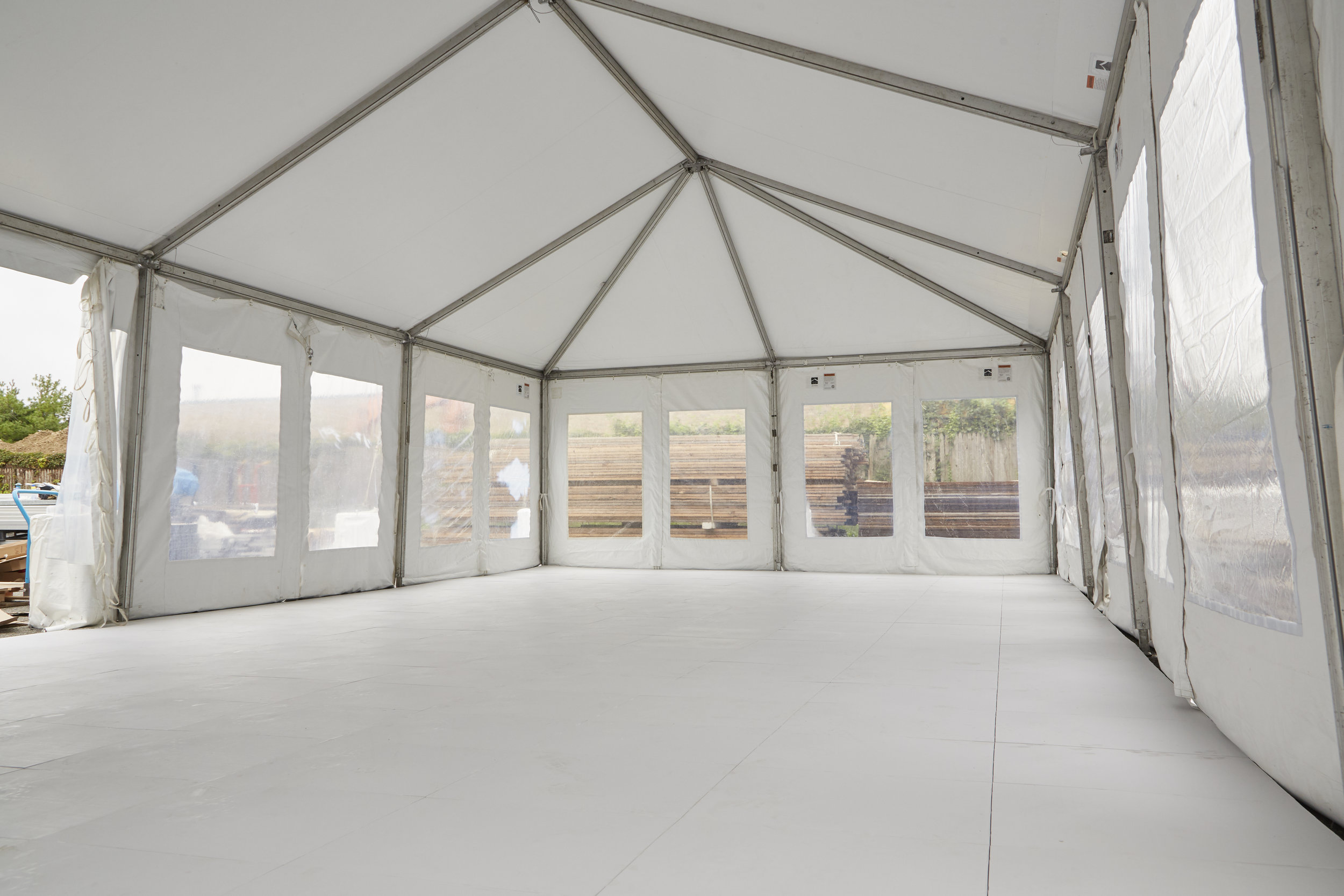 interlocking tent floors