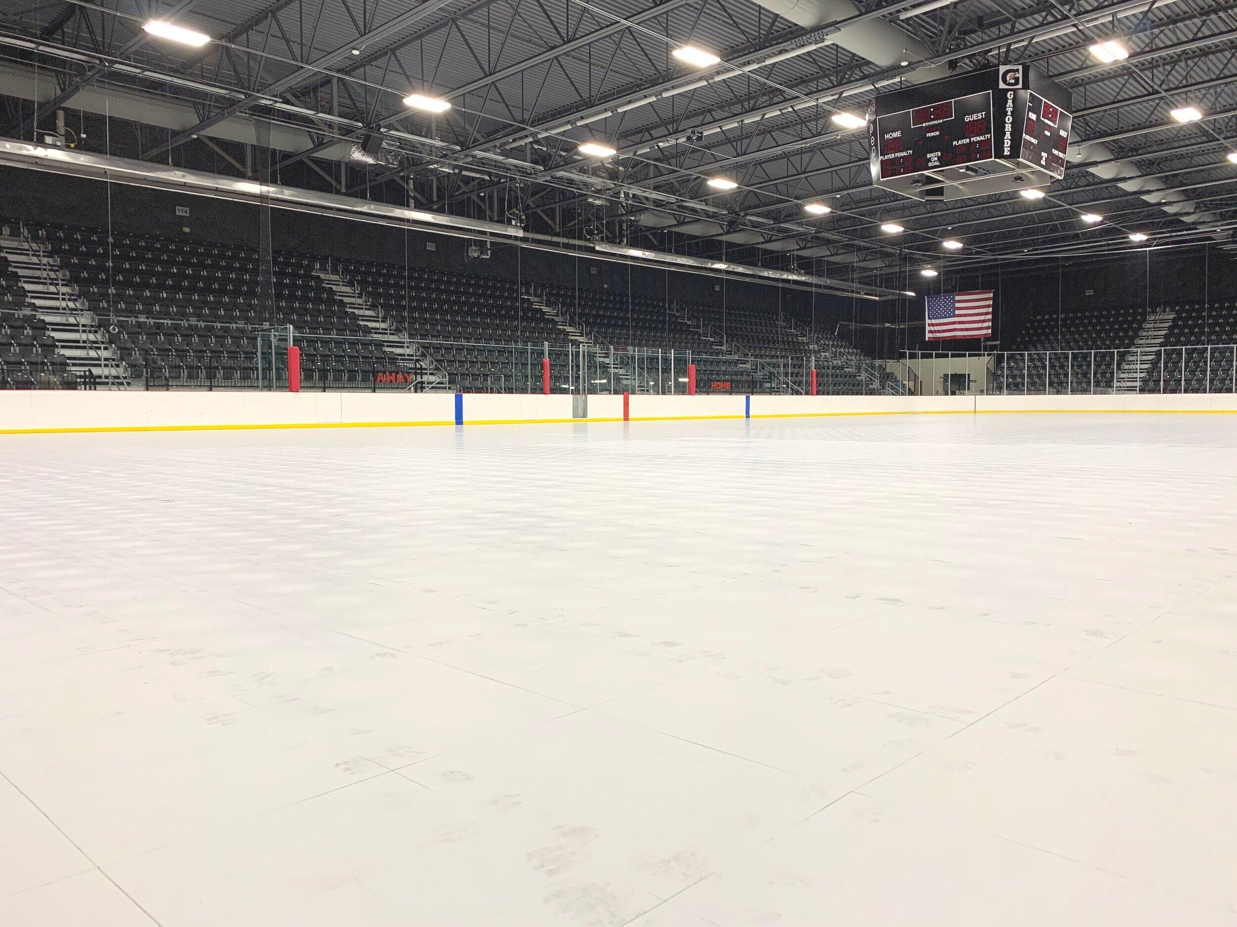 Ice+arena+floor+system