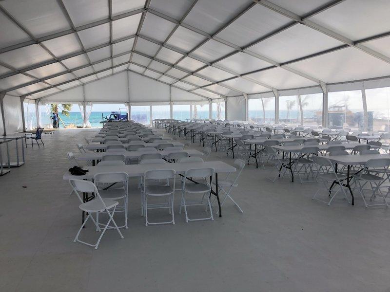 Tent Event Floors Everblock Flooring