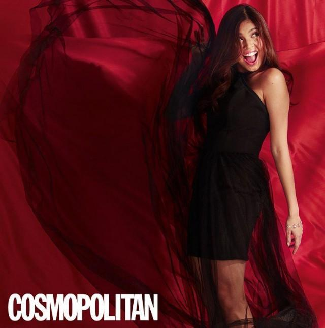 Maine Mendoza : Cosmopolitan 20th Anniversary