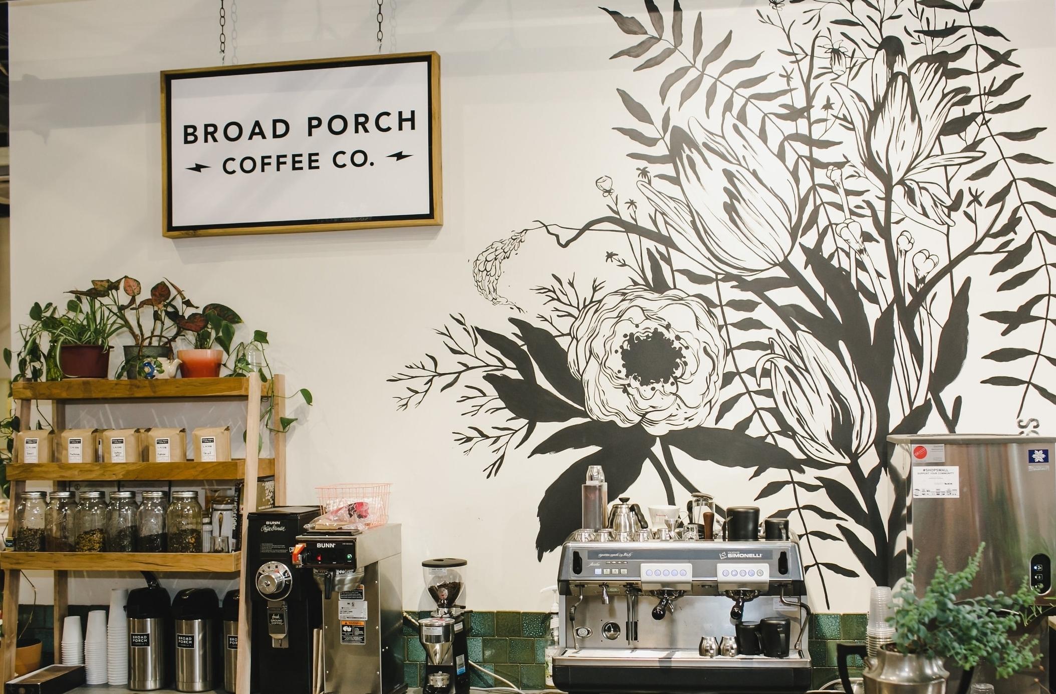 Broad Porch Coffee Harrisonburg VA