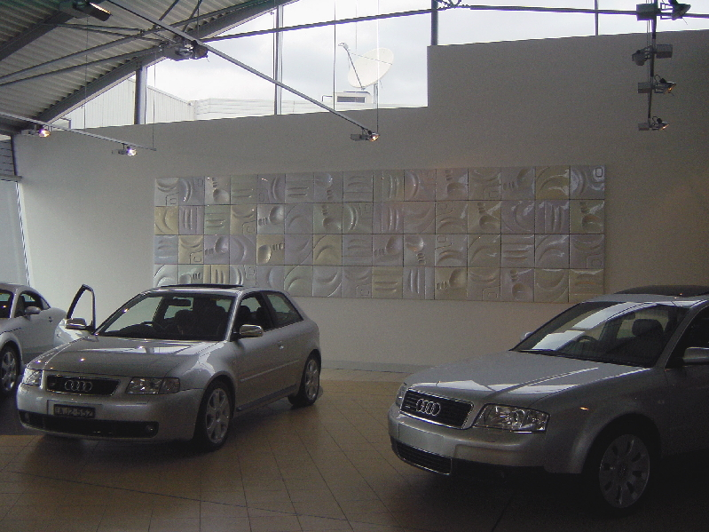 AUDI SHOWROOM, PARAMATTA PATRICIA PICCININI   Untitled  (1996)