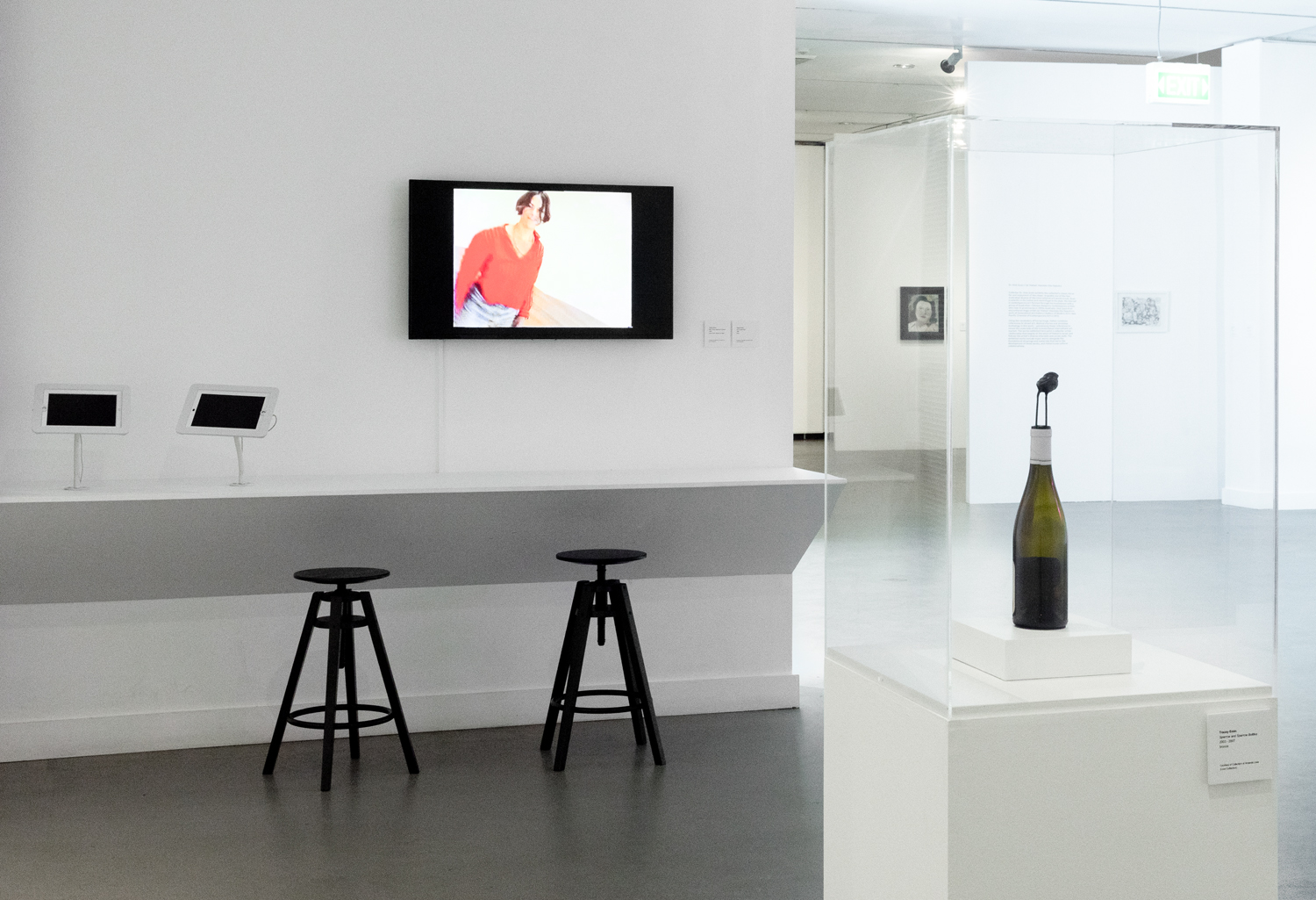 Installation view  Photography by silversalt
