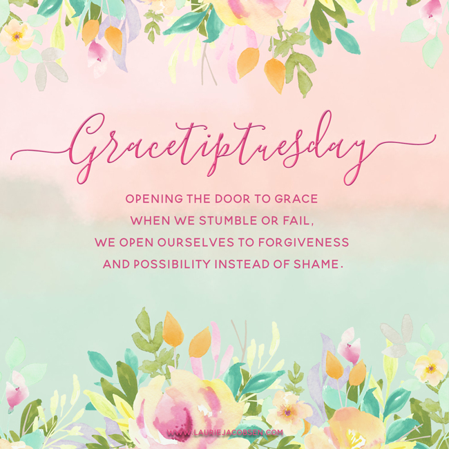 Grace Tip Tuesday