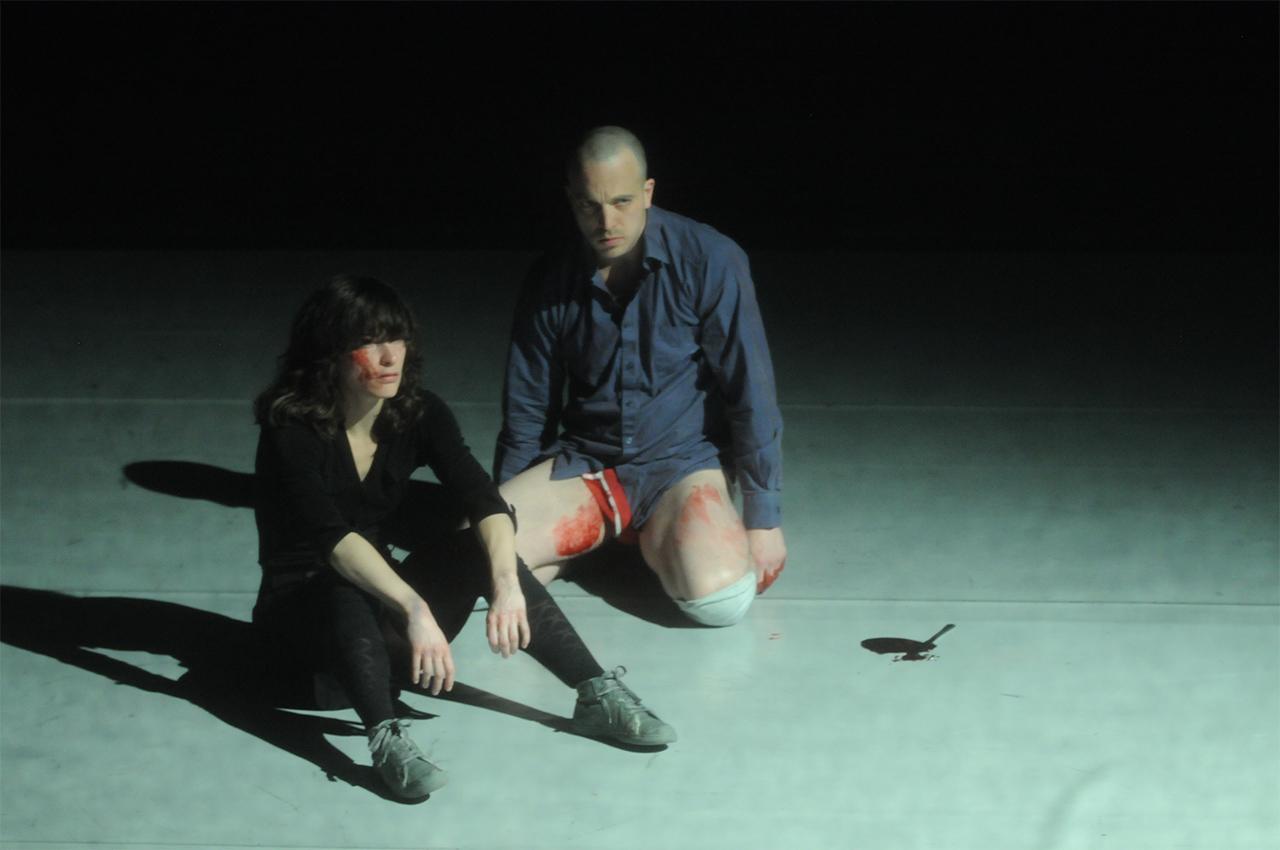 DANCE/THEATRE    Croire au mal  Pétrus/Jérémie Niel  Music and sound design