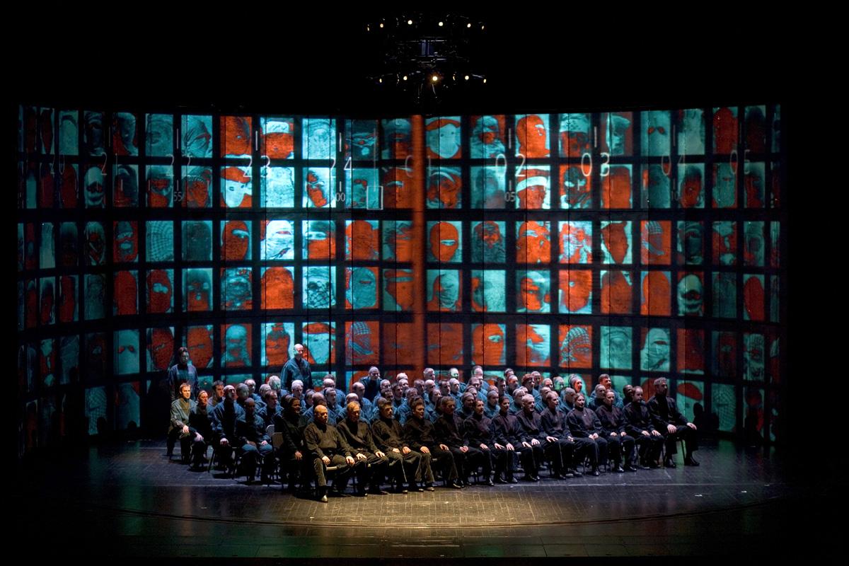 OPERA    1984  Ex Machina/Robert Lepage Covent Garden / Scala   Sound effects