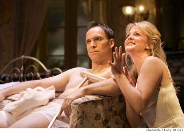 Cat On A Hot Tin Roof - American Conservatory Theatre