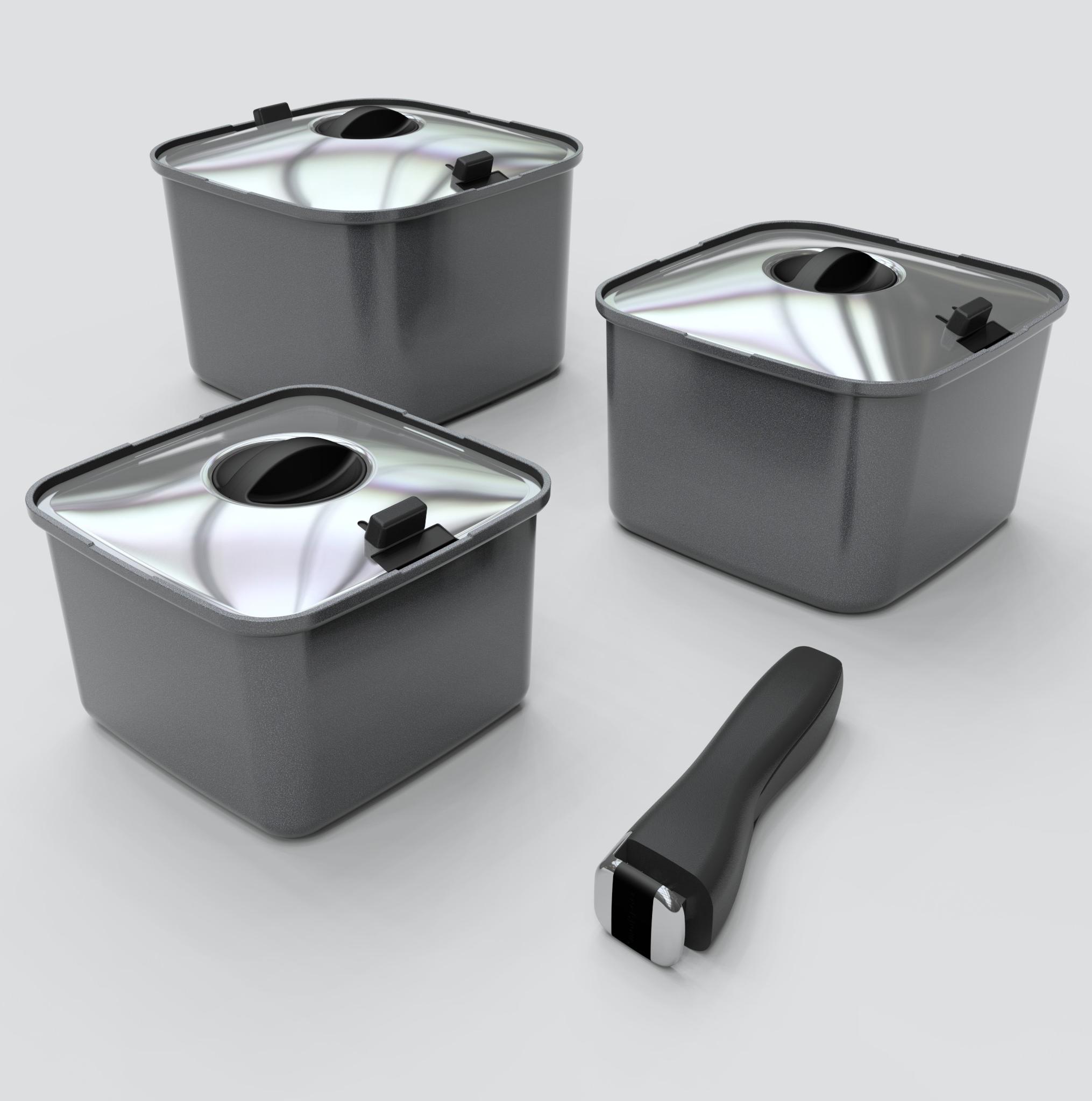 Smartspace Cookware