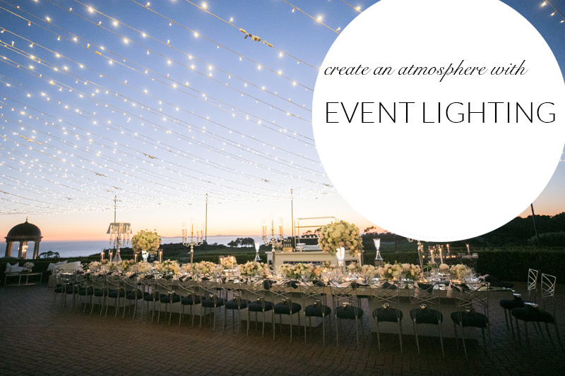 Elevated Pulse Productions | Southern California Event and Wedding Lighting Decor | Luxury Weddings in Orange County