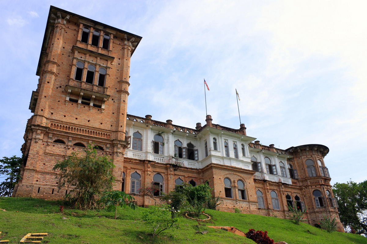 Kellie's Castle (2013)