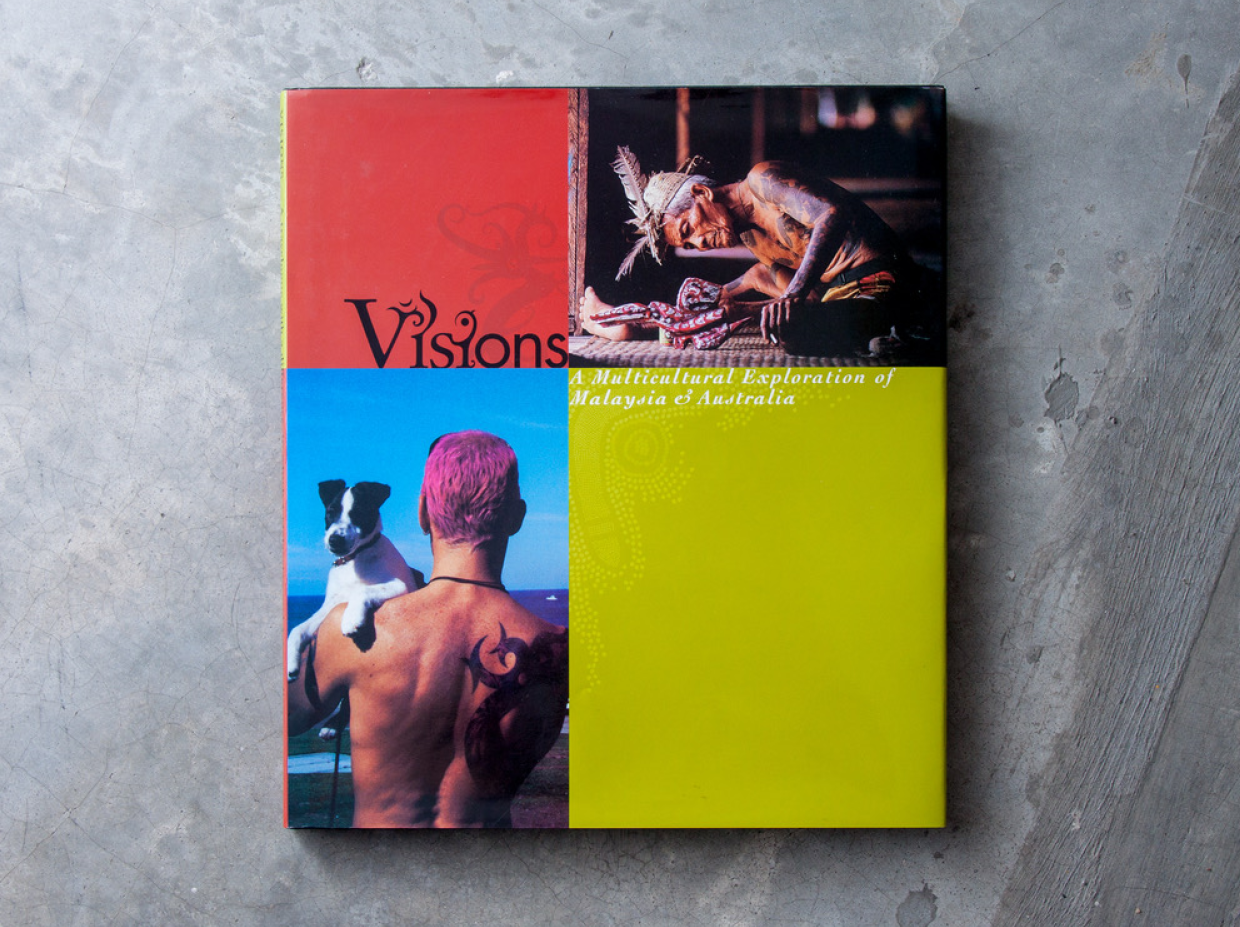 Visions—A Multicultural Exploration of Malaysia & Australia (1997)