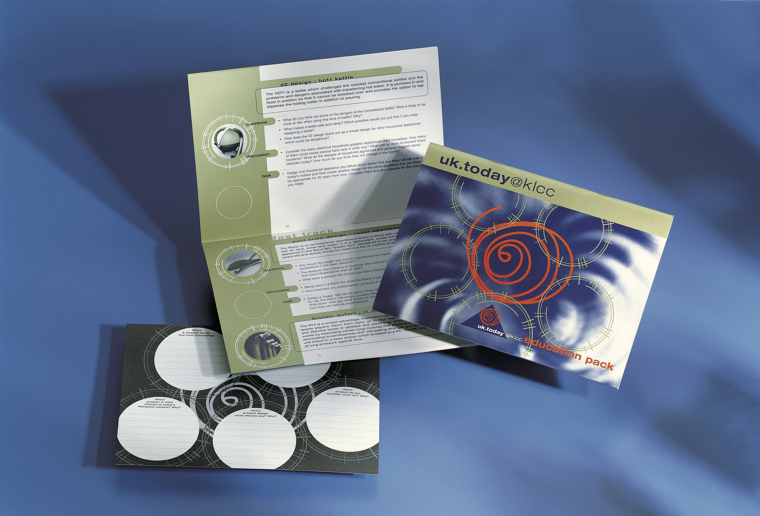 Education pack and worksheets