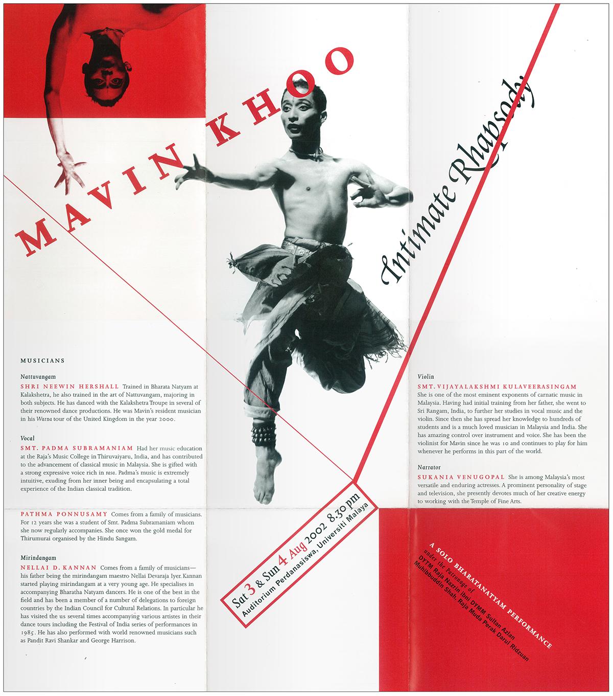 Programme leaflet (inside,open)