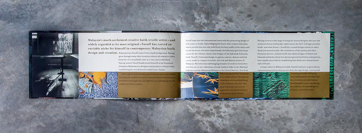 Information leaflet, spread