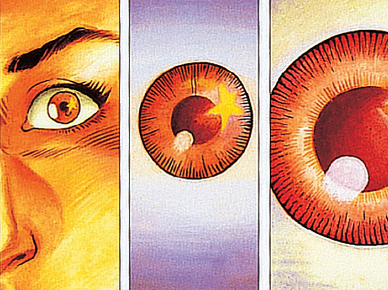 The Eye Project (mid-90s)