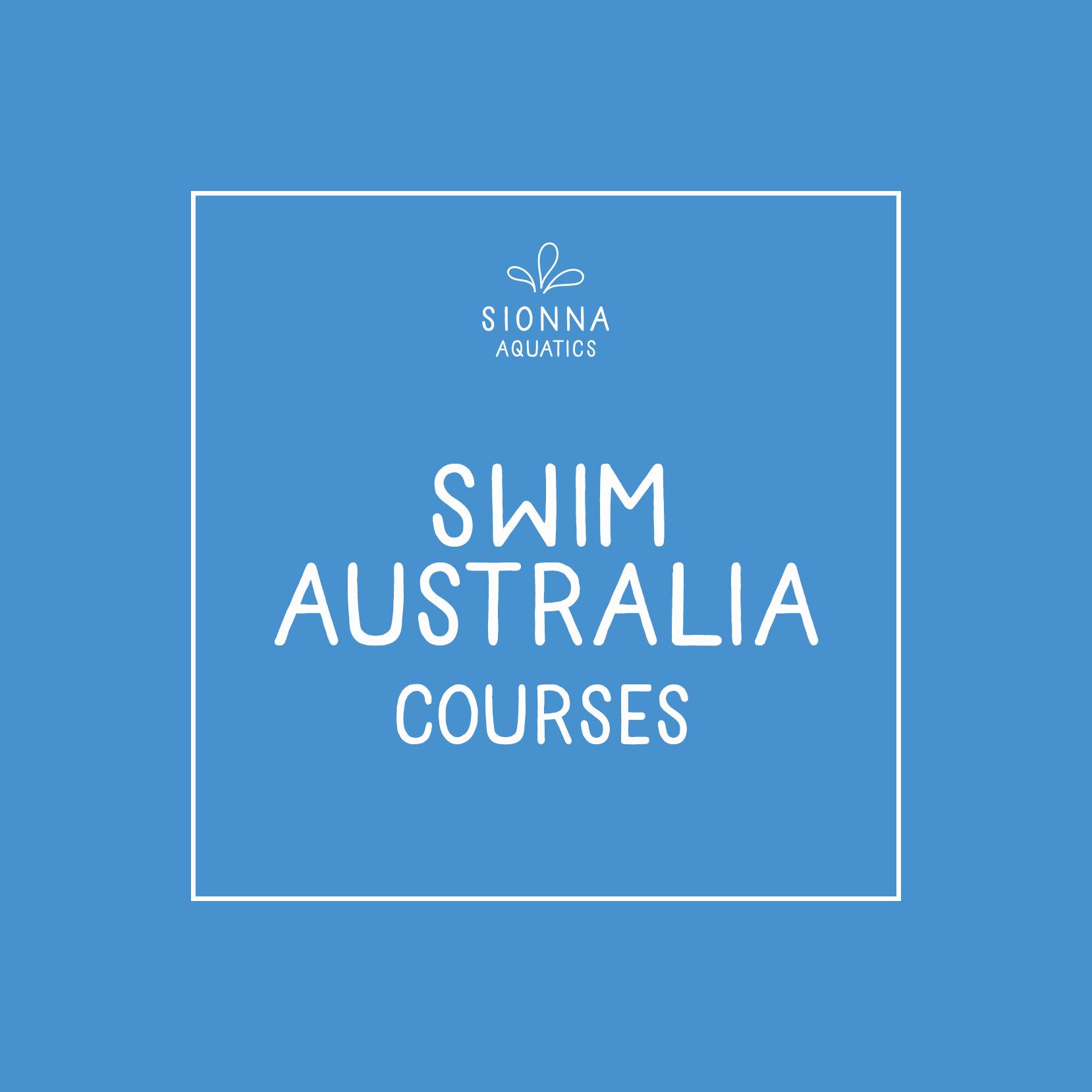Swim Australia Courses
