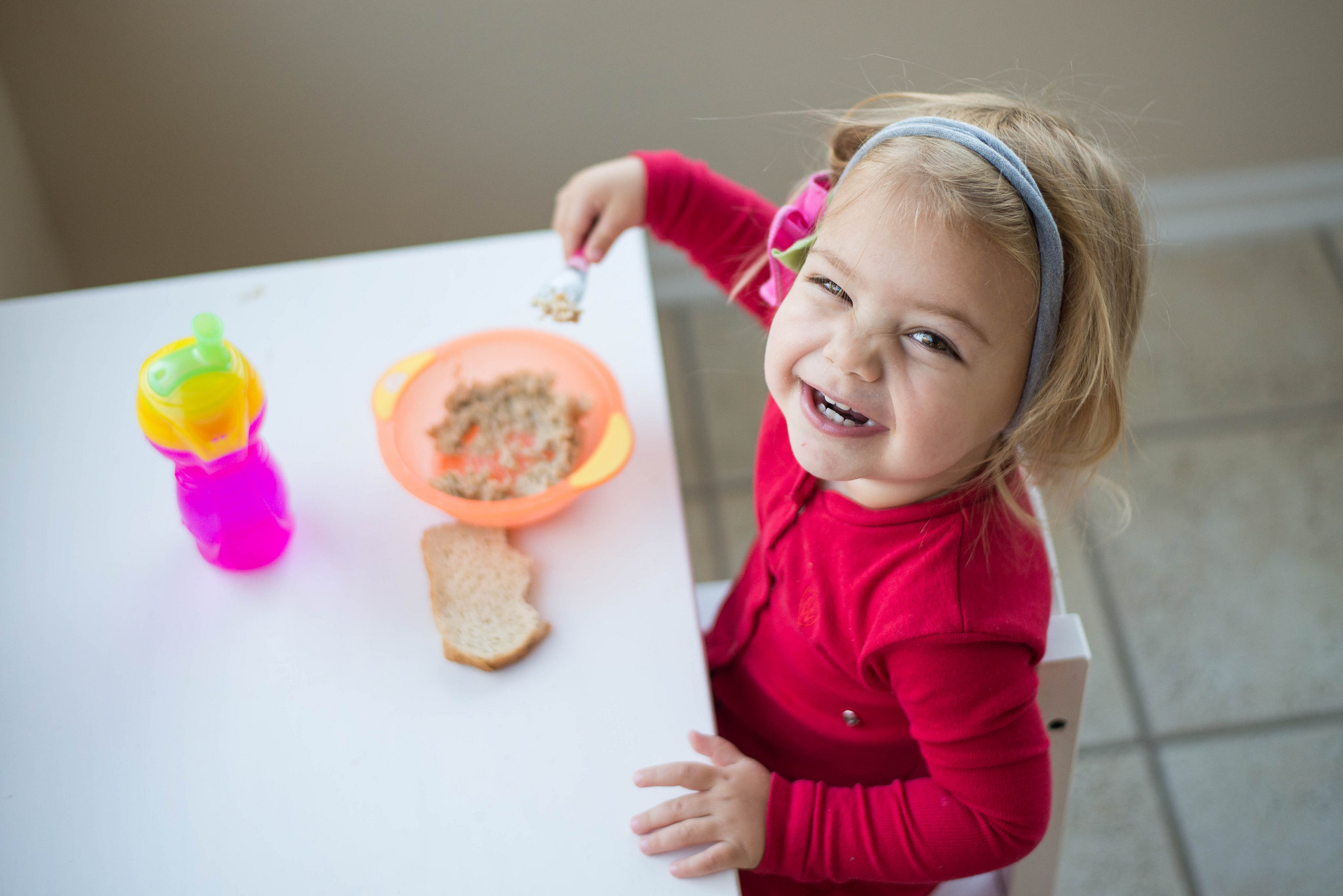 healthy eating fussy toddler