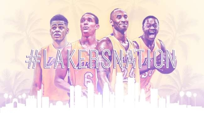 Los Angeles Lakers / Facebook
