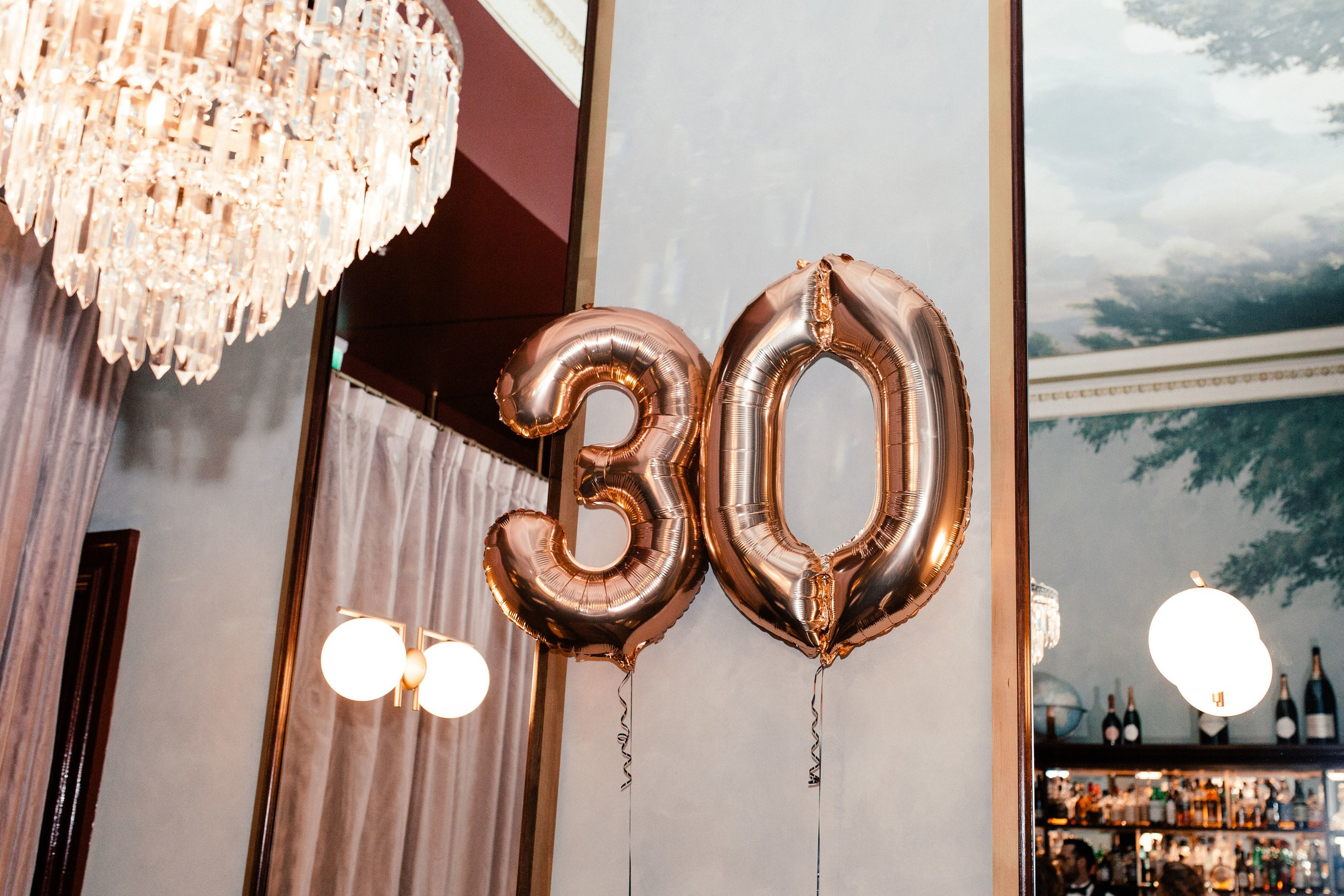 Parlour Birthday 30th