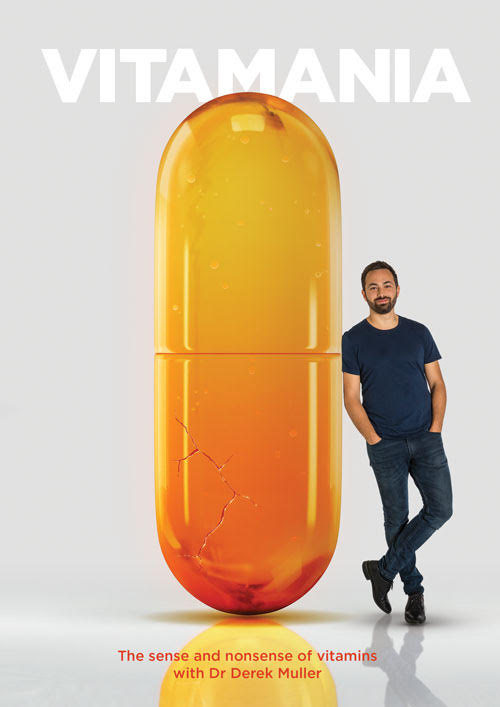 VITAMANIA - 20181 x 90 minDocumentaryGenepool ProductionsVitamania – The Sense and Nonsense of Vitamins and Supplements, an investigative look at the science and history of the $90 billion global supplements industry, hosted by Dr Derek Muller whose YouTube channel Veritasium boasts an impressive 3.5 million subscribers. Emmy award-winning producer Sonya Pemberton will executive produce, write and direct the project which will be broadcast on SBS in Australia and on Arte in France and Germany.https://www.vitamaniathemovie.com/