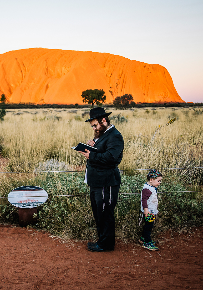 OUTBACK RABBIS - 20171 x 52 minDocumentaryUnicorn FilmsOrthodox Chabad Rabbis hit the Aussie bush on a road trip like no other. Leaving the comfort of city life, the two Rabbis and their families head into the heart of Australia and travel the country in a campervan emblazoned with their Jewish mission, rattling into remote Aussie towns in their search for 'lost Jews'. From lush islands and rainforest in North Queensland to Uluru and the Red Centre, this often humorous and touching documentary travels to some of the most spectacular sights in Australia discovering the hidden world of the Australian Jewish community in the bush.