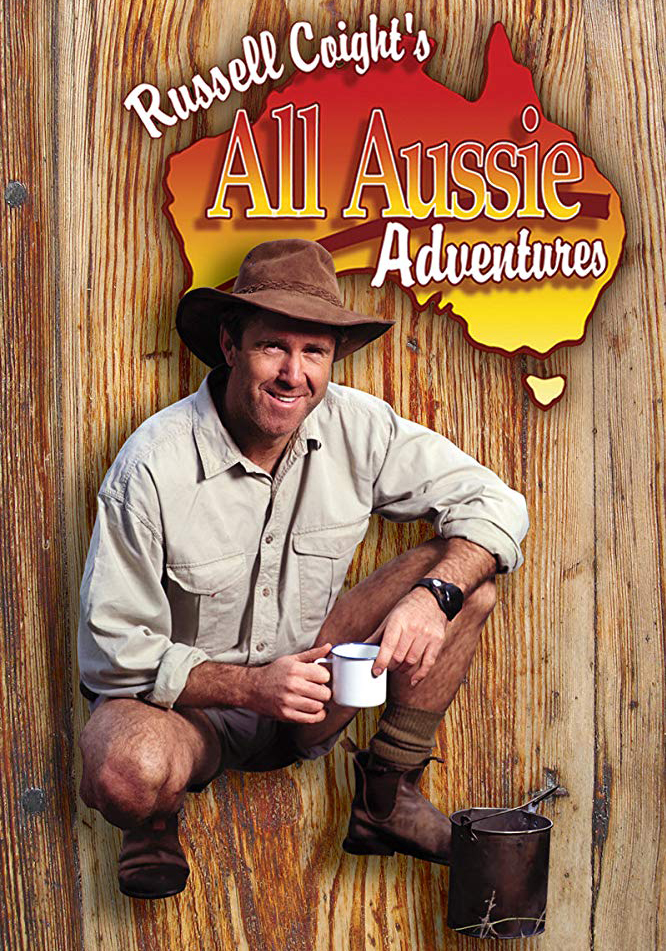 RUSSELL COIGHT'S all aussie adventures - 20187 x 26 minComedy SeriesWorking Dog ProductionsThe legend is back, Russell Coight, in his latest series of All Aussie Adventures.When it comes to outback adventurers they don't come any better, bigger or more reckless than Russell Coight. Winner of the prestigious Ocker Award for services to khaki shorts, Russell takes us on a unique blend of over-the-top, off-road, outback, in-your-face Aussie Adventures.
