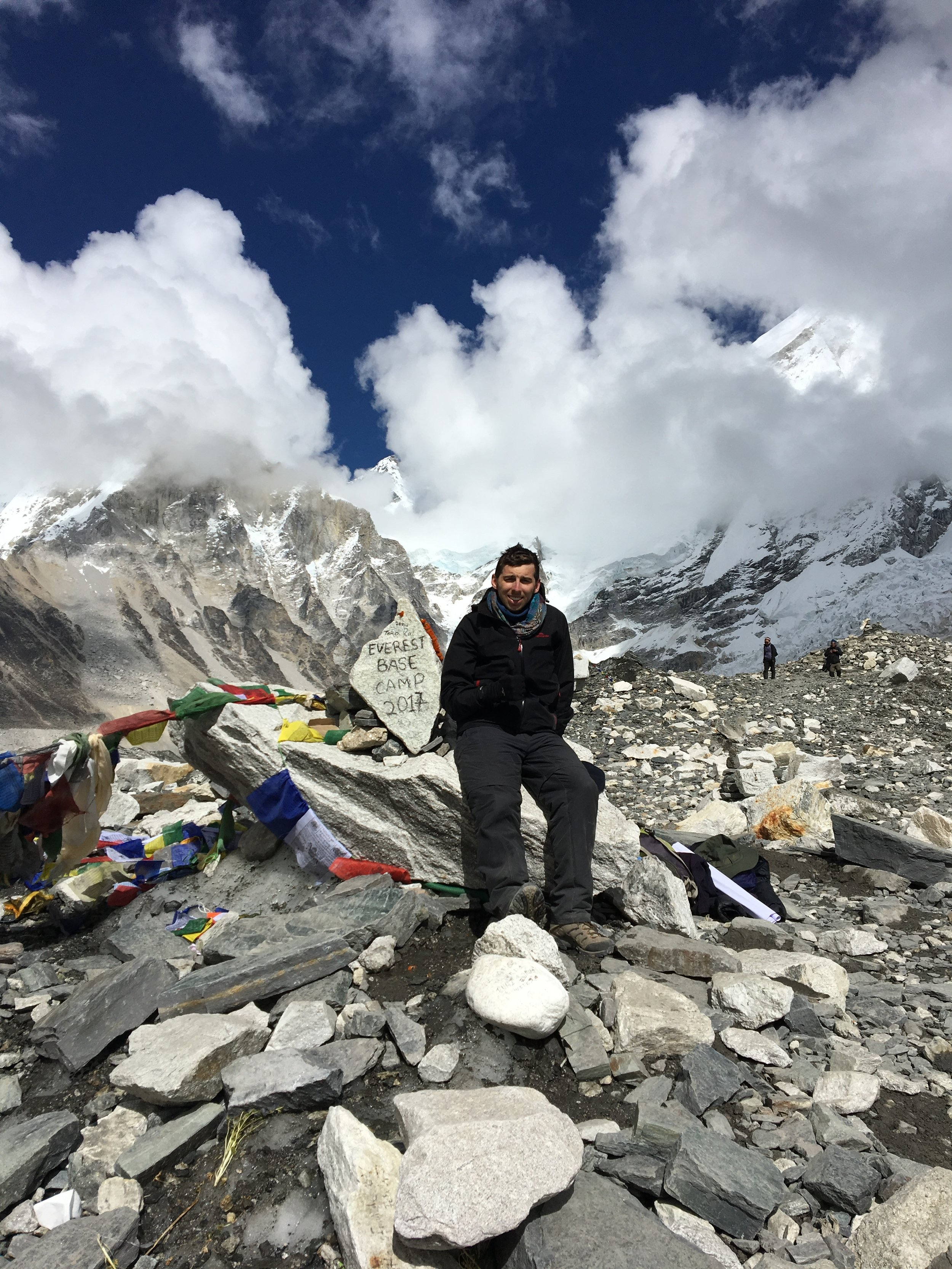 Mount Everest - Himalayas (2017)