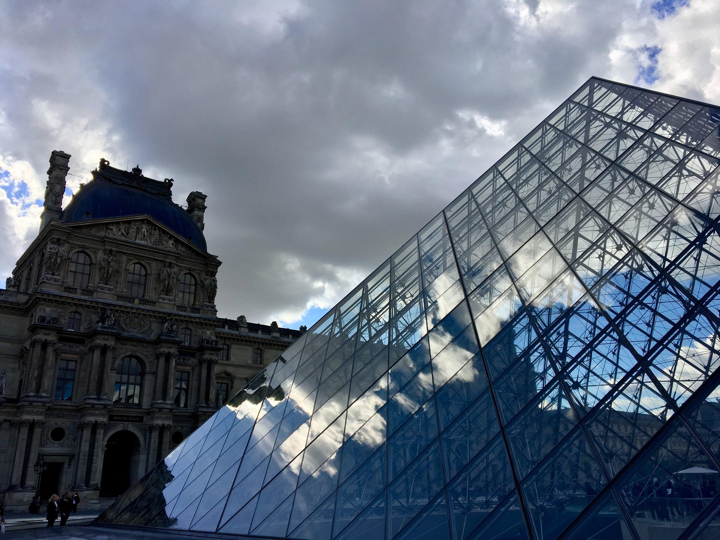 Louvre - Paris, France (2017)