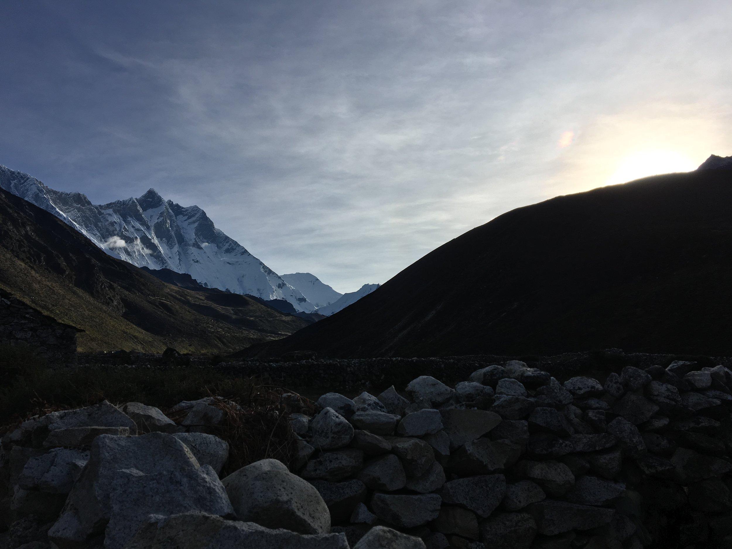 Early Morning - Himalayas (2017)