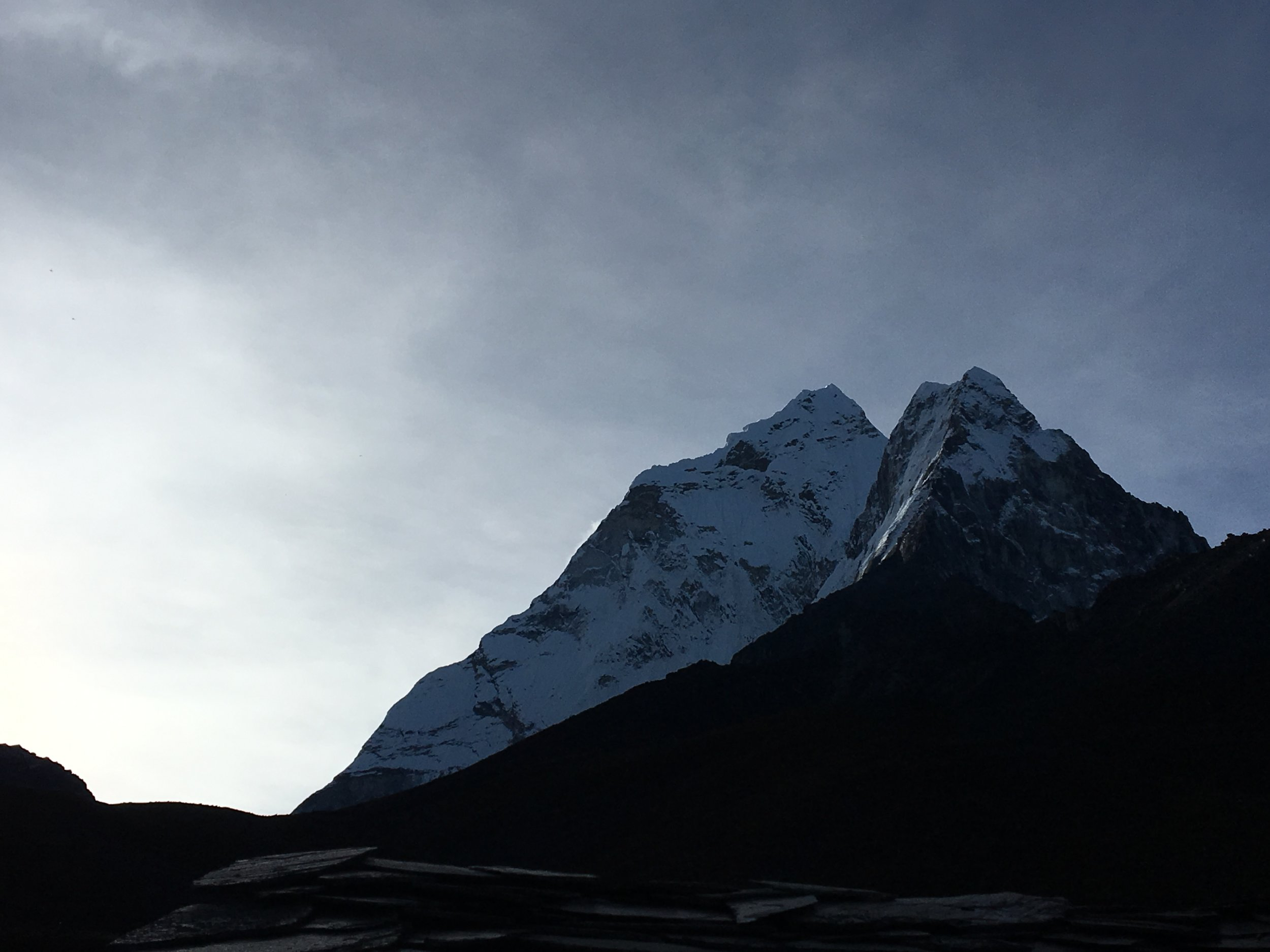 Morning - Himalayas (2017)