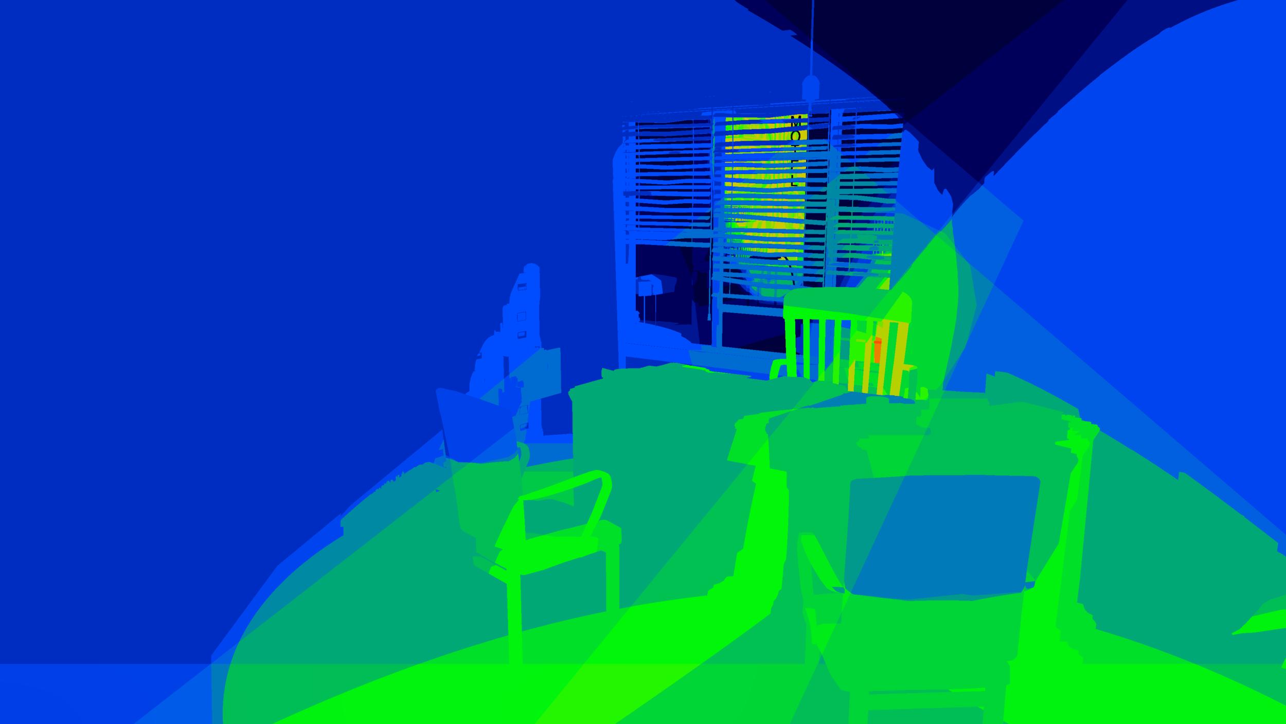 Lighting Complexity - UE4