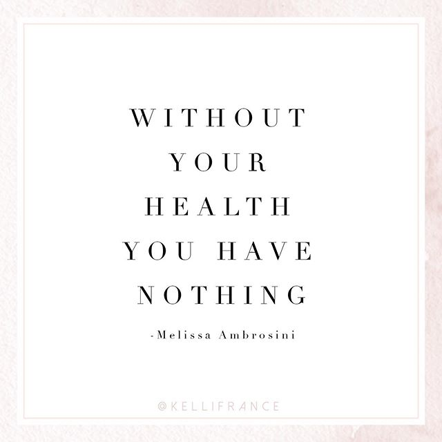 """I loved this quote from the book we're reading in my Personal Development Book Club called """"Mastering Your Mean Girl"""" by @melissaambrossini. . A few years ago I was having maja health issues including including Mono and recurring UTIs. There were days were I couldn't even get out of bed...let alone workout. I'm kinda a control freak and It was really frustrating when I felt like I couldn't control my body. . Sometimes we need the bad to appreciate the good. Looking back on those days makes me appreciate my good health now. I'm grateful that I even have the option to exercise. I'm grateful I have more energy to move and do the things I love. Your health is worth investing in because when your health in shambles, it affects EVERY aspect of your life. . P.S. There's still time to join my PD Book Club  so you can chat with the author next week! 👉🏼Click link in bio to join"""