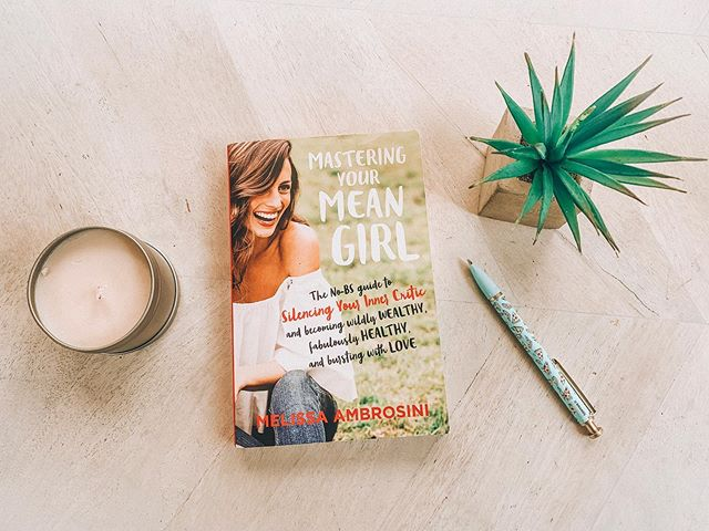 "Eek! I can't wait to CHAT WITH THE AUTHOR of ""Mastering Your Mean Girl"" TONIGHT! This is the impactful book we've been reading throughout the month of May in my ""EmpowHER"" Personal Development Book Club. . ***Come watch our LIVE online interview TONIGHT w/ @melissaambrosini @ 8 pm pst, 9 pm mst, 10 pm cst, 11 pm est. . 👉🏼Join here: Kellifrance.com/book-club (LINK IN BIO)"