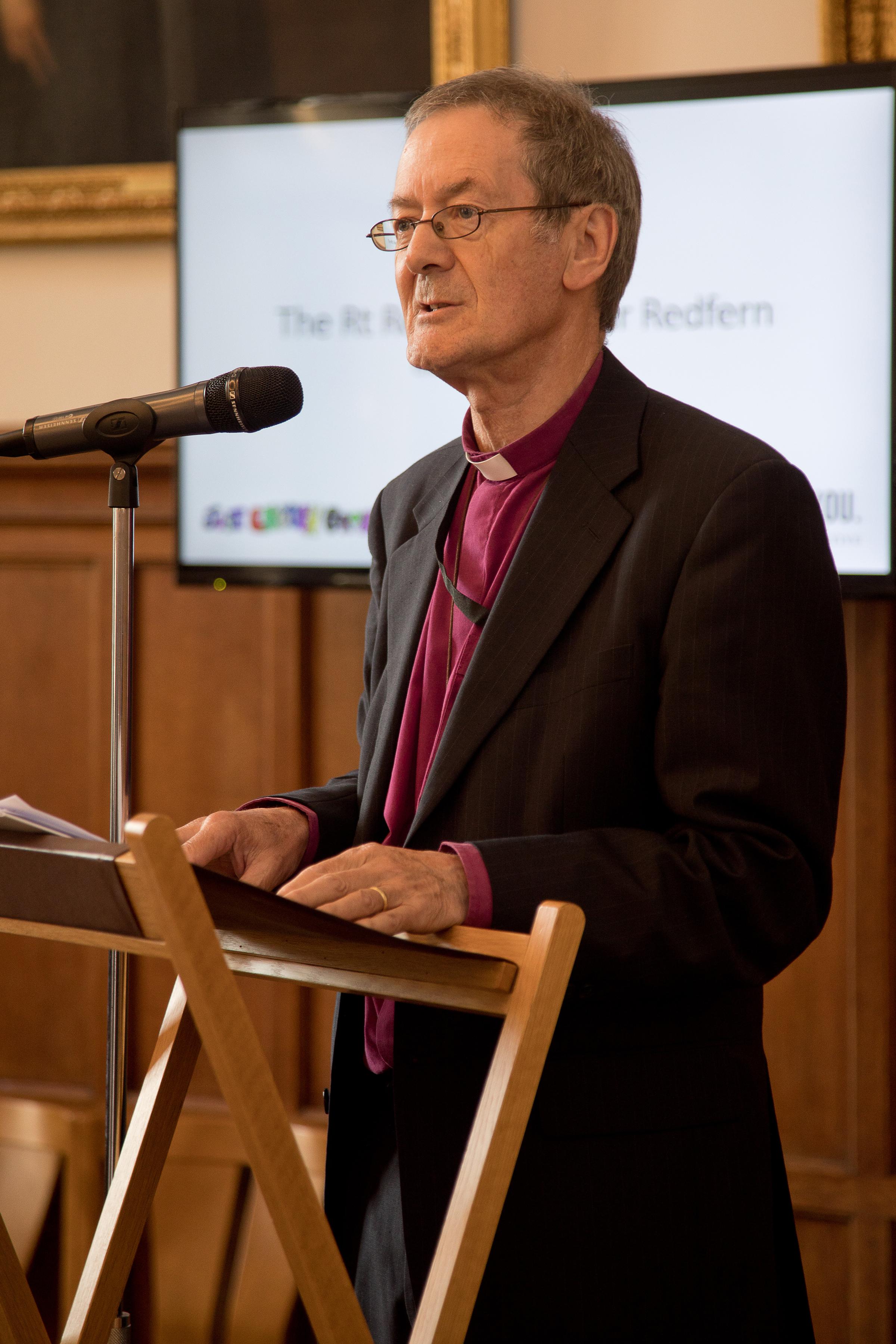 Bishop Alastair Redfern