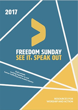 Get the Freedom Sunday resources from our resources page.
