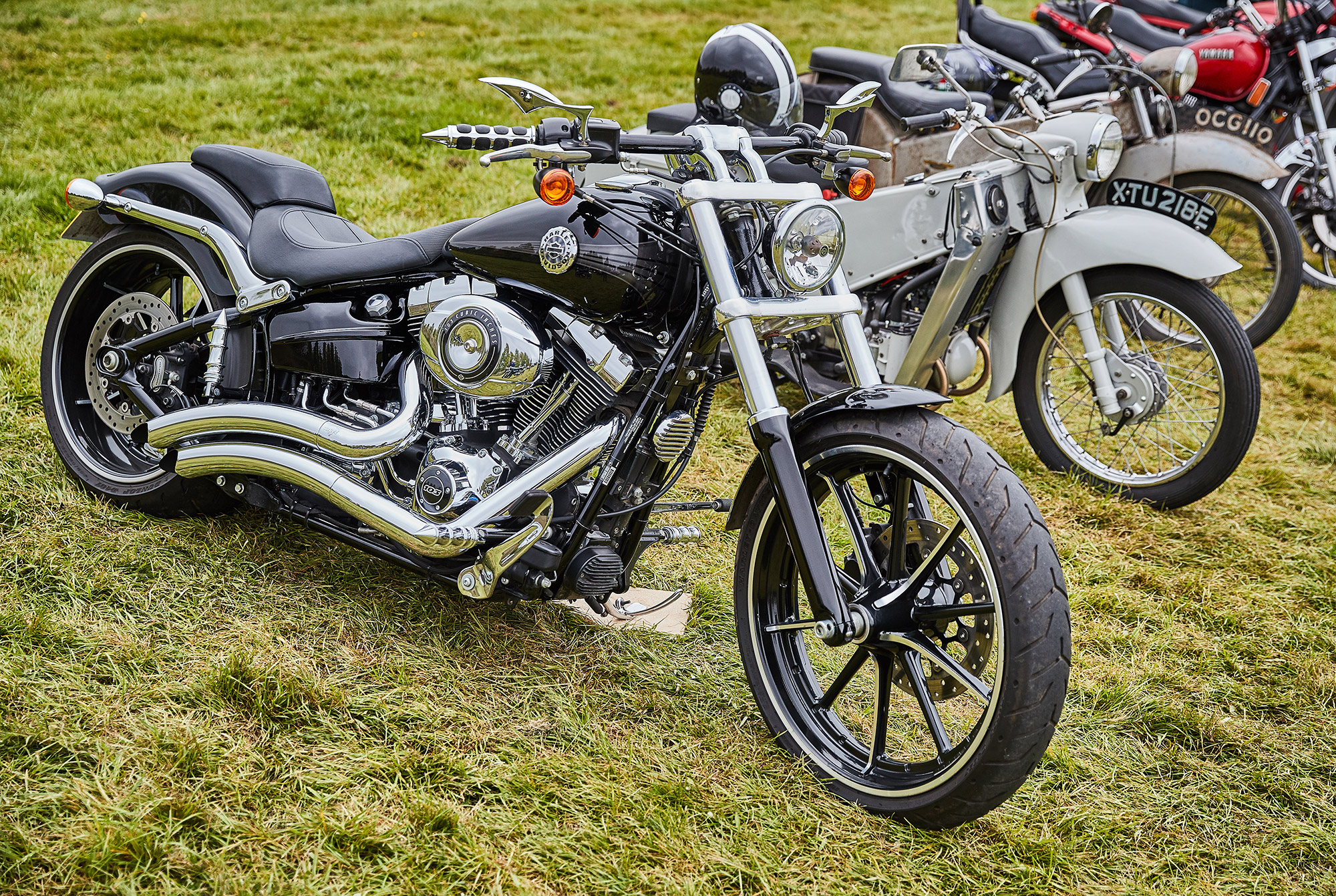 Classic Car and Bike Meet Northamptonshire