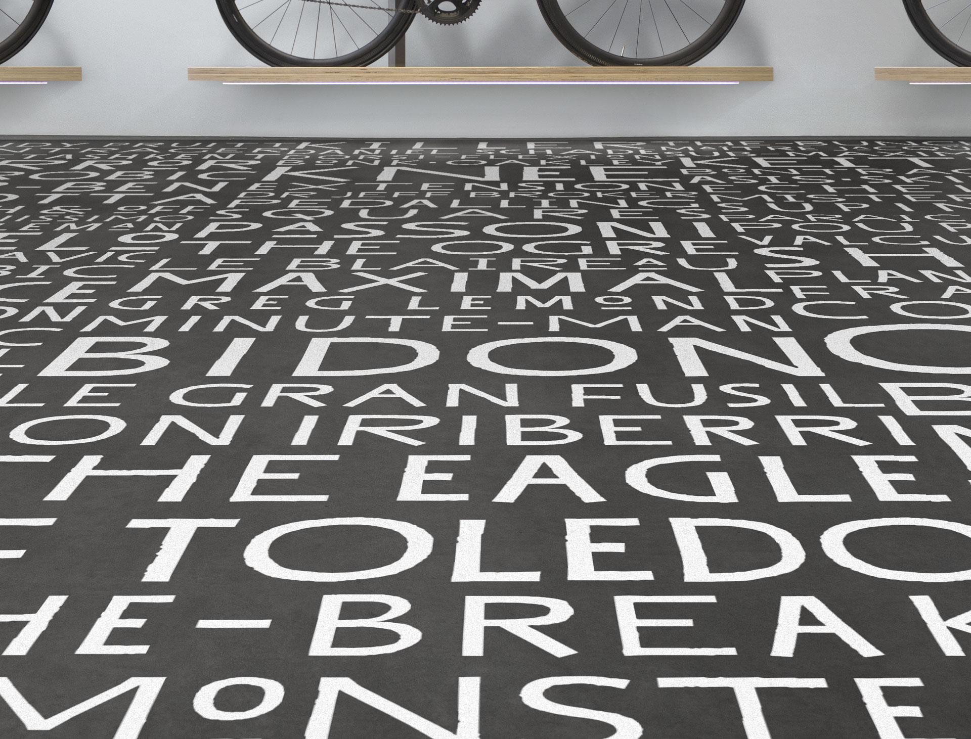 Cyclefit: brand identity